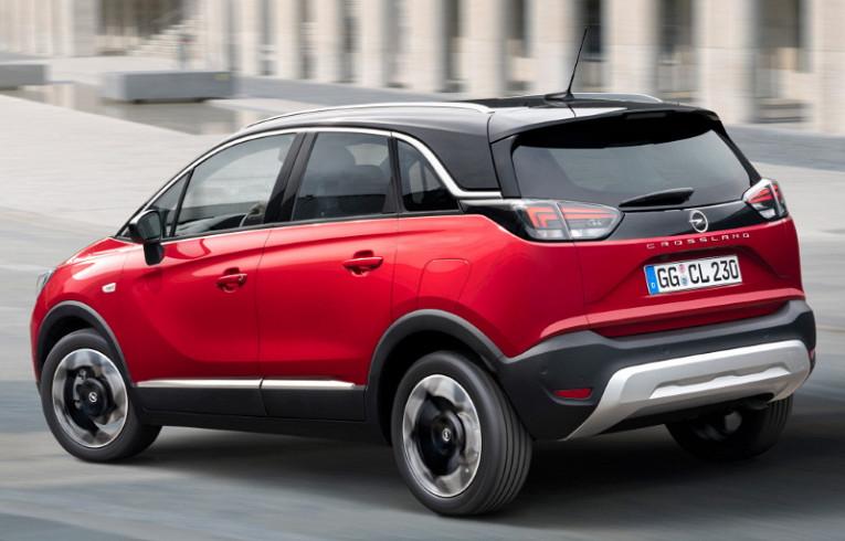 Opel привезёт вРоссию ещёодин кроссовер