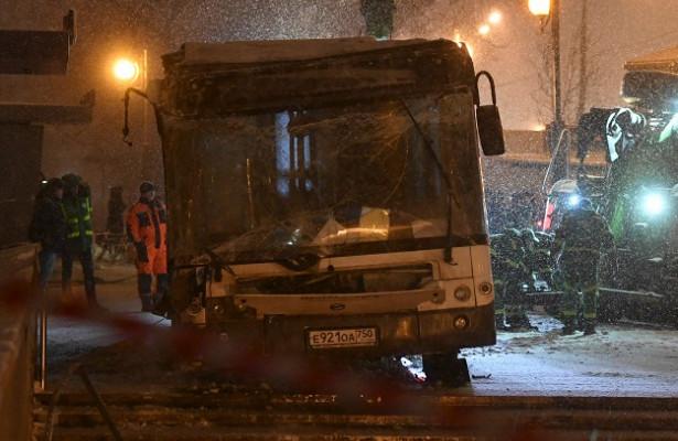 Стоимость проезда вавтобусах Мострансавто изменится с1января 2018 г.