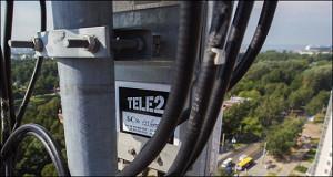 Tele2 может продать сотовые вышки за 20–25 млрд рублей
