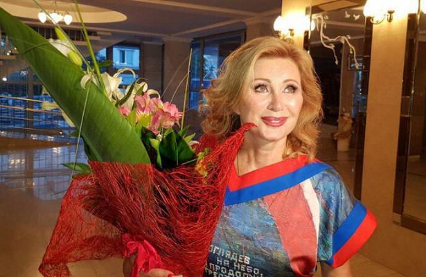 Певица Цыганова заявила освободе музыки в90-х