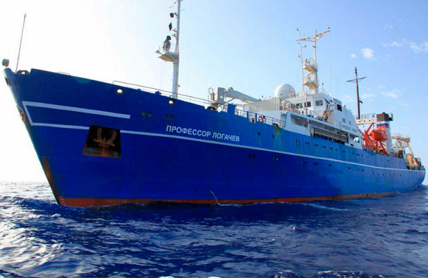 Завершился первый этап морских исследований врамках проекта Arctic Connect