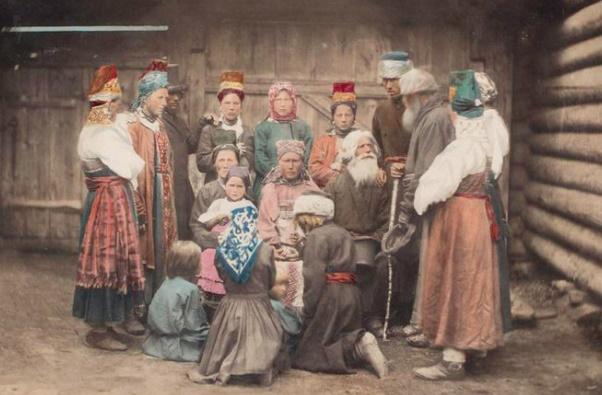 Когда урусских появились фамилии