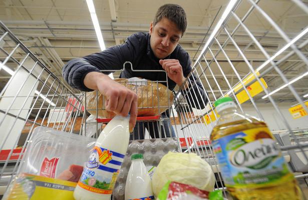 Россияне впанике начали скупать продукты