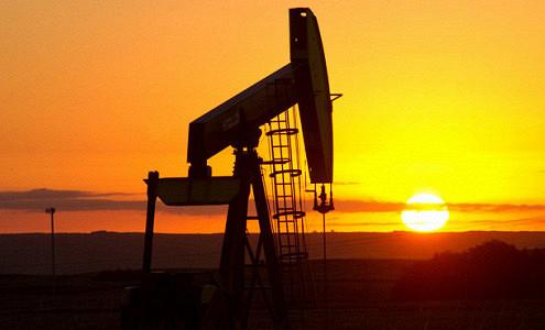 Стоимость нефти марки Brent опустилась ниже $55