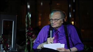 Скончался легендарный американский журналист Ларри Кинг