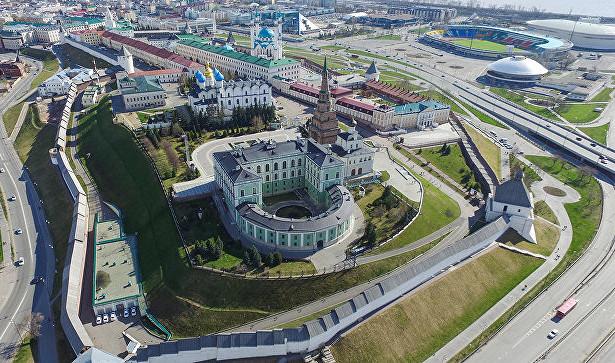 ВКазани открывается фестиваль татарской песни «Ветер перемен»
