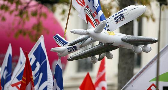 Air France уволила дебоширов