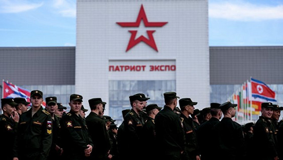 Форум «Армия-2016» собрал неменее 110 тыс. гостей задва дня