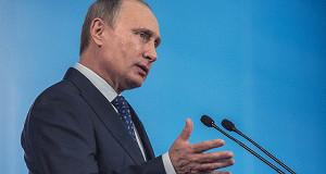 Путин ожидает инфляции ниже 6%