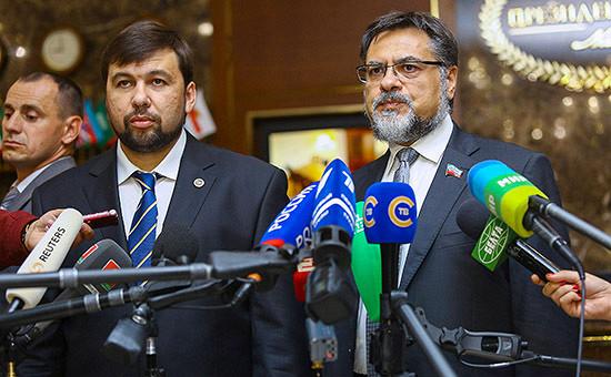 Синхронизировать выборное законодательство ДНРиУкраины «пока нереально»