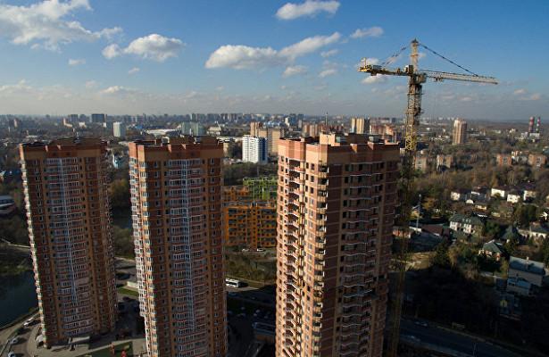 Рост ценнановостройки вМоскве составил 17%