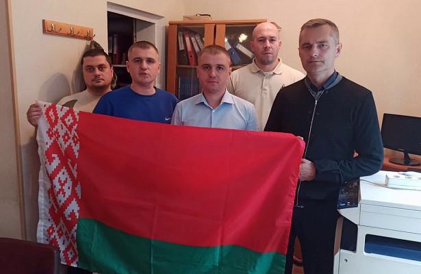 Белорусы изУкраины обратились запомощью кАлександру Лукашенко