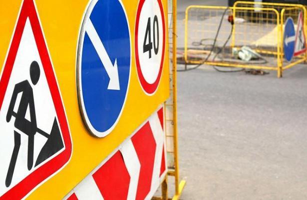 Движение врайоне ул. Садовническая ограничат с3июля по26августа из-зареконструкции инженерных сетей