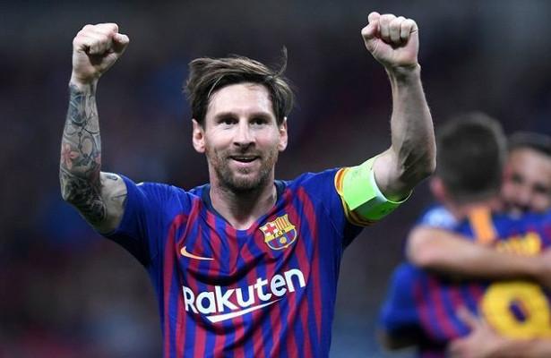 «Барселона» иблестящий Месси вернулись ксвоим корням