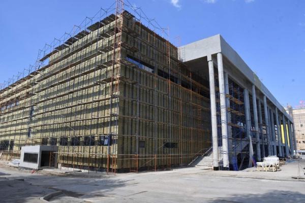 Назавершение реконструкции Дворца спорта вСамаре требуется дополнительно 1,6млрд руб. федеральных денег