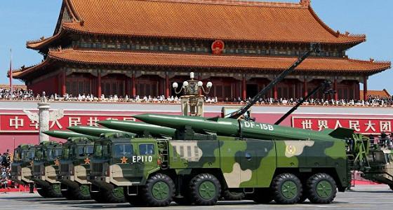 Военный бюджет Китая в 2017 году вырастет на 7%