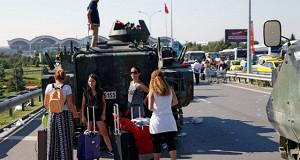 У турфирм вновь возникли проблемы с Турцией