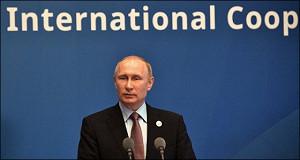 Путин призвал ЦБ аккуратно действовать на рынке