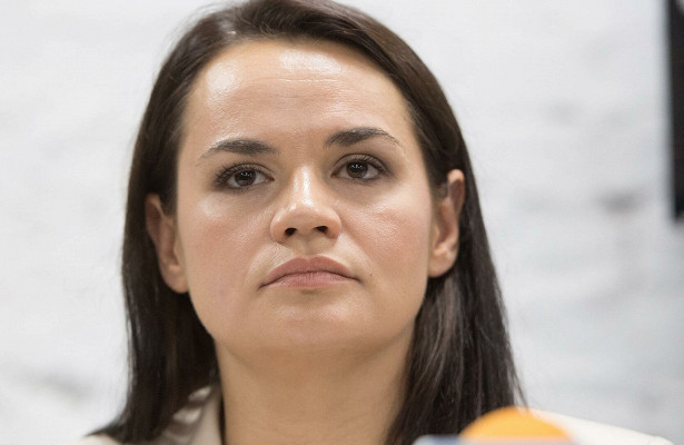 Тихановская определилась спозицией поКрыму