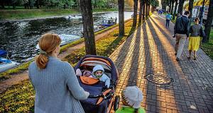 Минтруд зафиксировал рост рождаемости в России