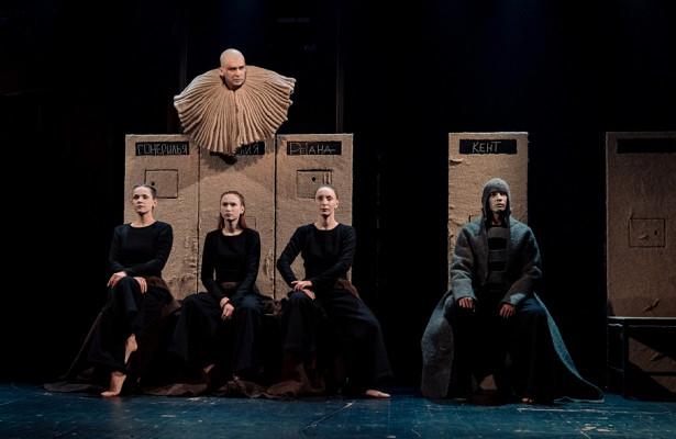Новокуйбышевский театр «Грань» получил национальную премию «Золотая маска»