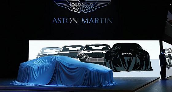 Aston Martin представил самый дорогой автомобиль в истории Великобритании