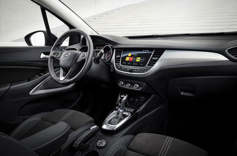 Объявлены сроки появления Opel Crossland вРоссии