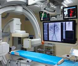 Вчелябинской больнице появился аппарат длянавигации внутри сосудов