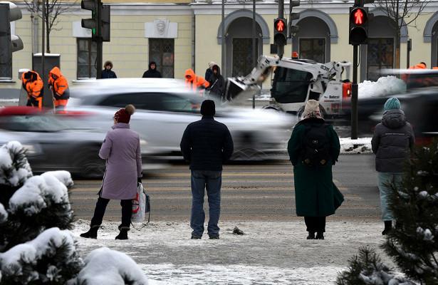 ВМоскве предложили снизить разрешенную скорость