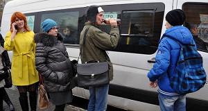 «Это ад»: в Москве не станет больше маршруток