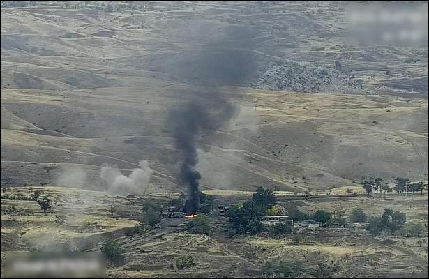 Выросло число погибших военных Армении вКарабахе