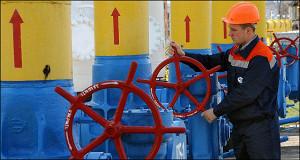 Украина увеличила отбор газа из подземных хранилищ из-за холодов