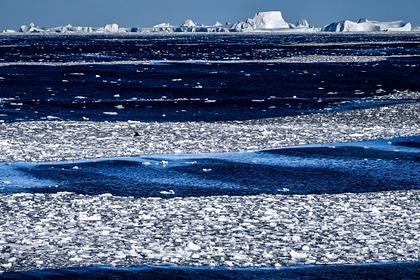 НадАнтарктикой закрылась огромная озоновая дыра