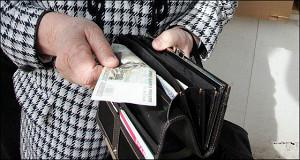 У трети россиян нет денег на «черный день»