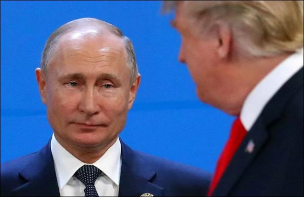Трамп конфисковал записи переводчика совстречи сПутиным