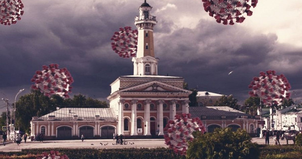 Коронавирус вКостромской области засутки подтвердился у78человек