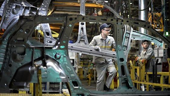 Продажи авто вРФ уменьшатся на10% в 2016г — Минпромторг
