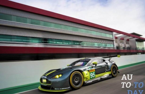 Aston Martin открывает испытательный центр вСильверстоуне