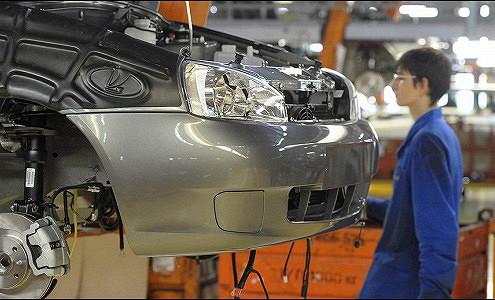 Продажи «АвтоВАЗа» в августе упали на 24%