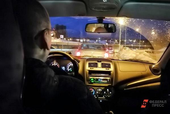 ВРоссии появились такси собеззараживающими устройствами