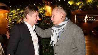 Никита Михалков похвалил сына зарежиссерский дебют
