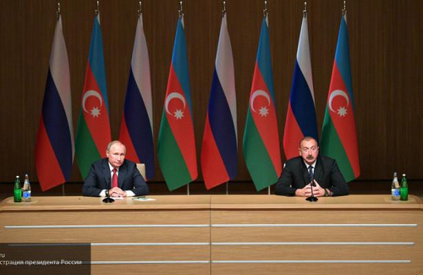 Россия иАзербайджан обсудили отсрочку длявывода ВСАрмении изНКР