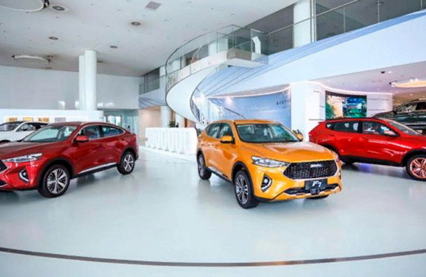 Great Wall запустит бренд электромобилей премиум-класса
