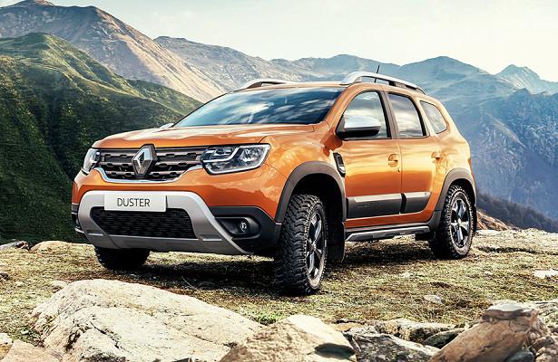 Renault представила новый кроссовер вРоссии