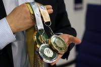 Медали ЧМпокарате киокусинкай вЕкатеринбурге будут изготовлены изуральских минералов