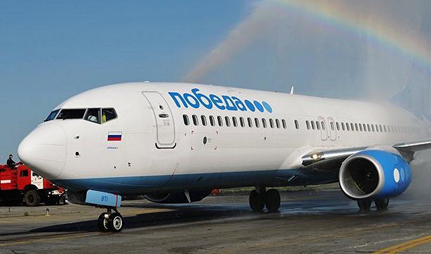 «Победа» начнет летать вТбилиси ежедневно