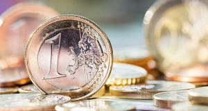 Официальный курс евро на вторник снизился