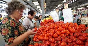 Армения за полгода увеличила экспорт помидоров в Россию в сорок два разa