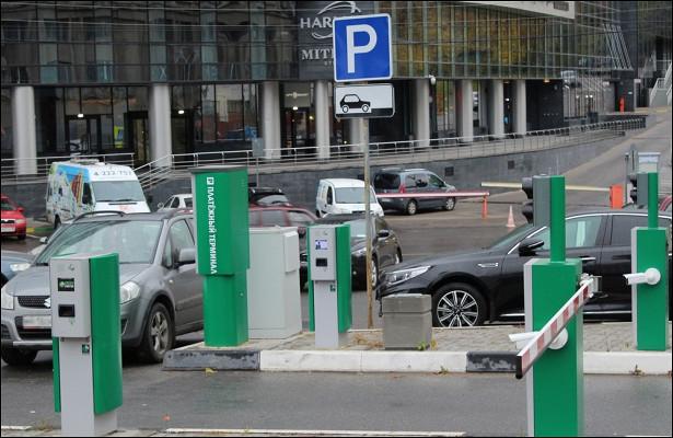Стала известна стоимость платной парковки вцентре Нижнего Новгорода