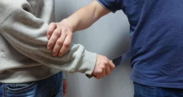 Забайкалец нанёс ранение знакомому спомощью кухонного ножа